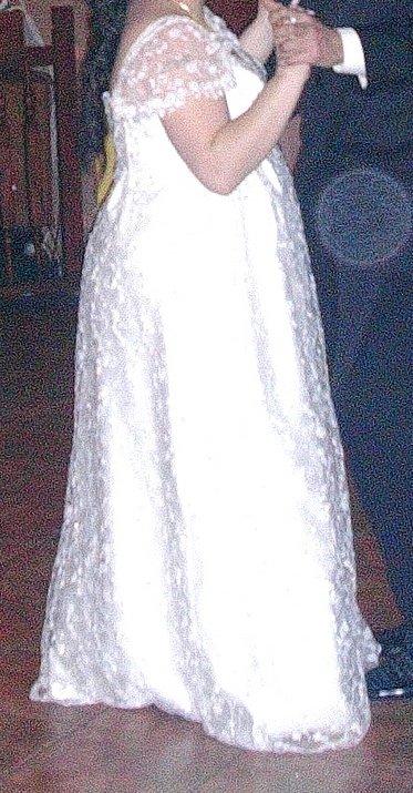 Piękna Suknia ślubna Ciążowa Suknie ślubne Sprzedaż Komis ślubny