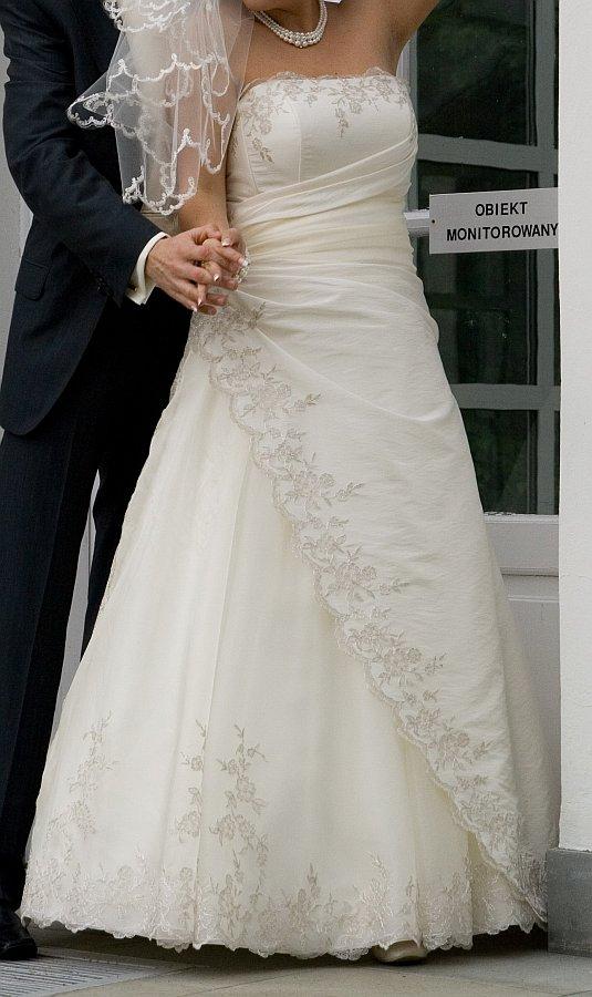 Suknia ślubna Impresja Suknie ślubne Sprzedaż Komis ślubny