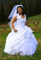 """bd231d3516 SUKNIA ŚLUBNA Z KOLEKCJI FARAGE –MODEL """"DAISY"""" 2000 pln    suknie ..."""