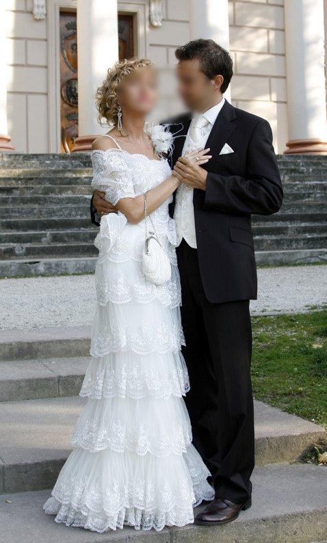 Stylowa Koronkowa Suknia ślubna Retro Suknie ślubne Sprzedaż