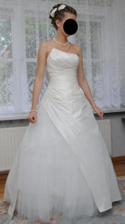67e2ca767c Suknia CYMBELINE BELINDA    suknie ślubne - sprzedaż    Komis ślubny