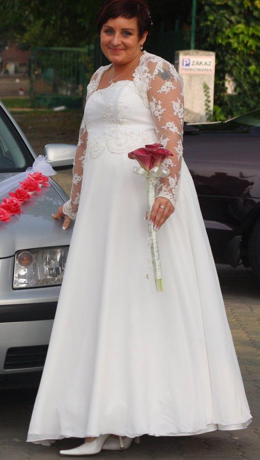 Suknia ślubna 1 Częsciowa Ciążowa Suknie ślubne Sprzedaż