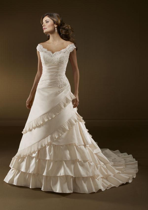 Suknia ślubna Hiszpański Klimat Suknie ślubne Sprzedaż