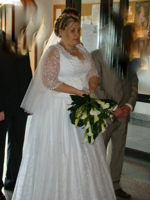 bf7211d7f9 suknia slubna dla puszystej    suknie ślubne - sprzedaż    Komis ślubny