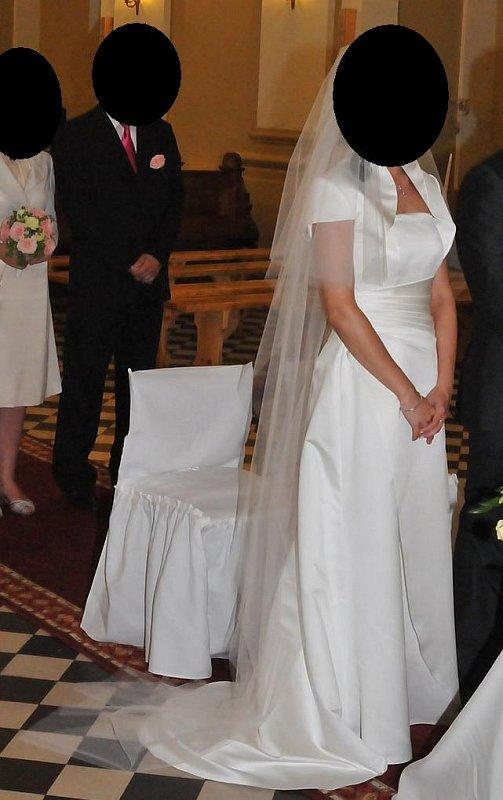 b0ae3f6c24 Suknia Ślubna z salonu Madonna 36 38    suknie ślubne - sprzedaż ...