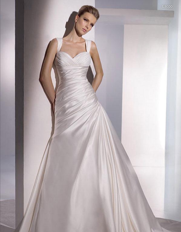 Suknia ślubna Toruń San Patrick Model Esopo Rozmiar 38 Suknie