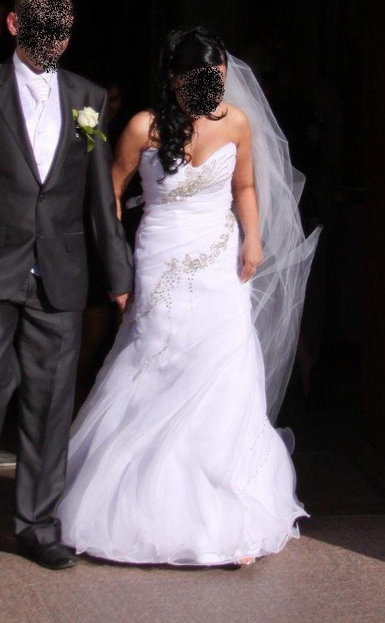Suknia ślubna Ms Moda Romantica Suknie ślubne Sprzedaż