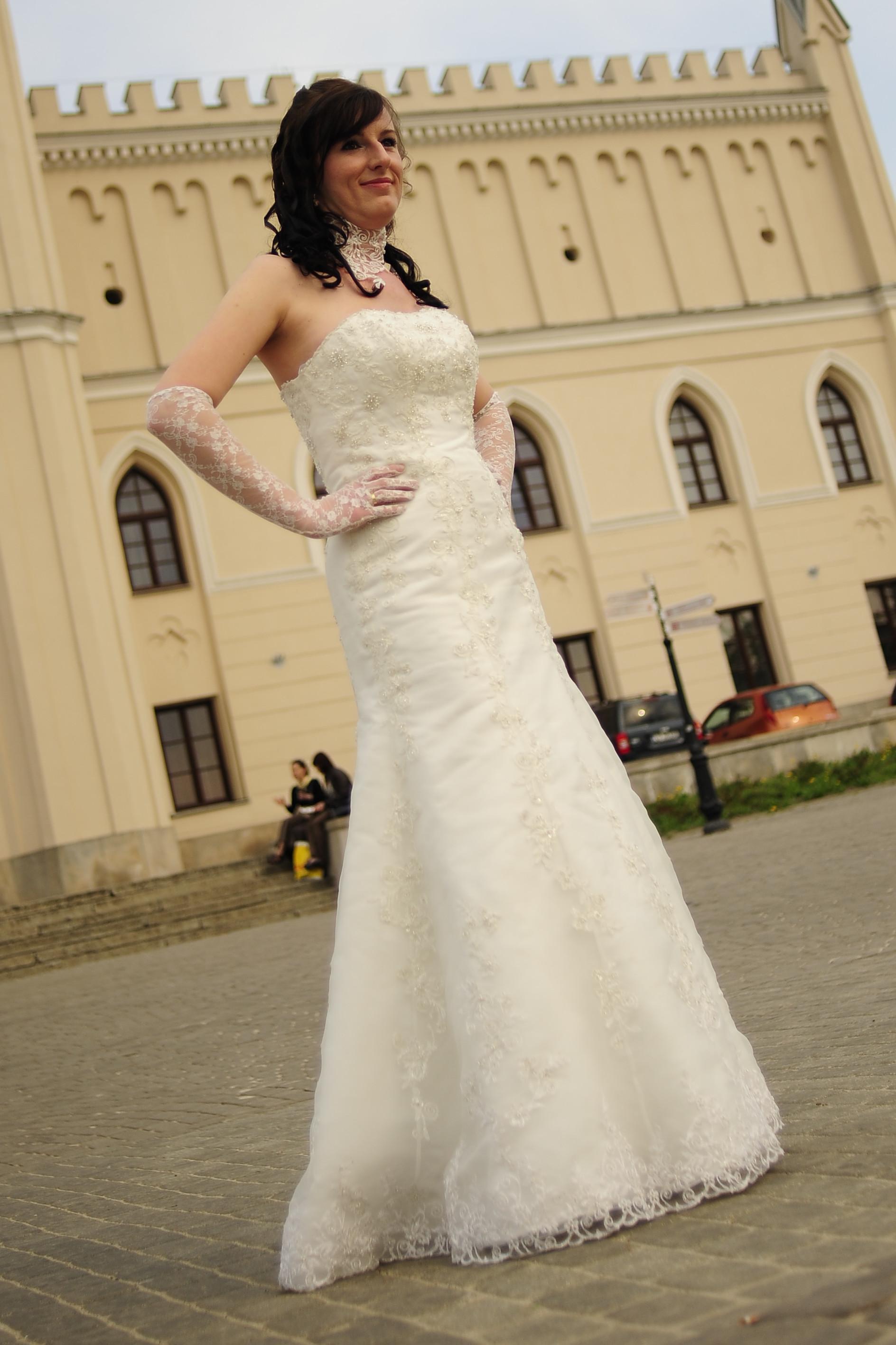 646f076c94 Suknia ślubna Lady Pearl    suknie ślubne - sprzedaż    Komis ślubny
