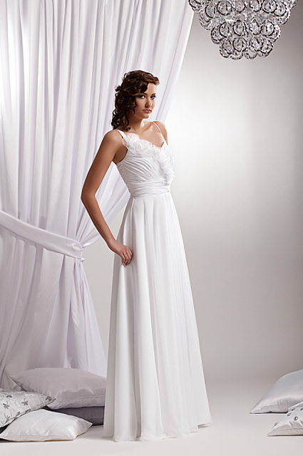 Nowa Suknia ślubna Kolekcja 2012 Ivetteallegra 363840 170