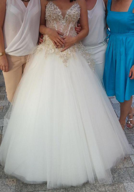 321f27d860 Preferowane suknia ślubna firmy Agora    suknie ślubne - sprzedaż    Komis  ślubny