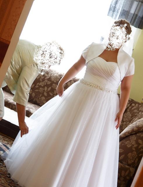 Suknia ślubna Princessa Suknie ślubne Sprzedaż Komis ślubny