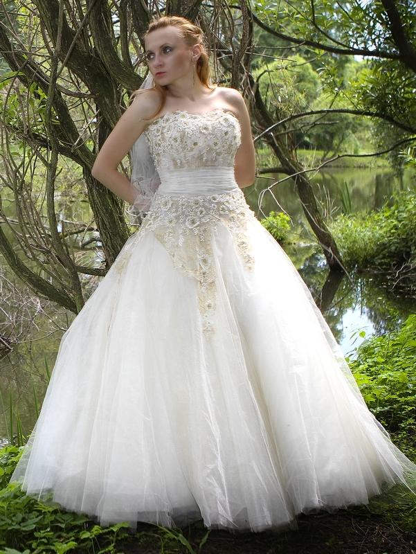 Suknia ślubna Z Kolekcji Elle Suknie ślubne Sprzedaż Komis