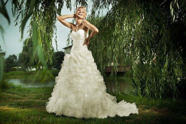 Suknia ślubna Annais Bridal Model Sentence Suknie ślubne