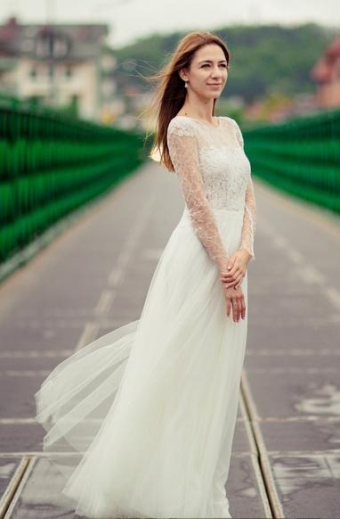Suknia ślubna Anna Kara Suknie ślubne Sprzedaż Komis ślubny