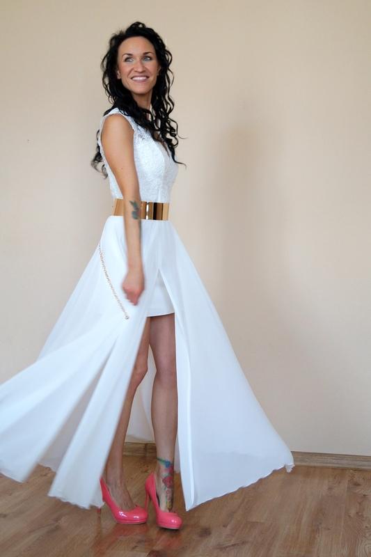 45552614d3 suknia ślubna w stylu greckim    suknie ślubne - sprzedaż    Komis ...