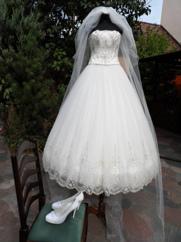 Suknia ślubna Darren Angel Viola Piekut Kryształki Swarovskiego