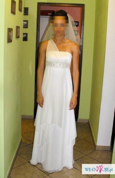c6b9b5de96 Grecka suknia ślubna    suknie ślubne - sprzedaż    Komis ślubny
