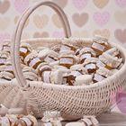 Pude�ko na ciasto, tort weselny z PERSONALIZACJ� - KOLEKCJA PIWONIA