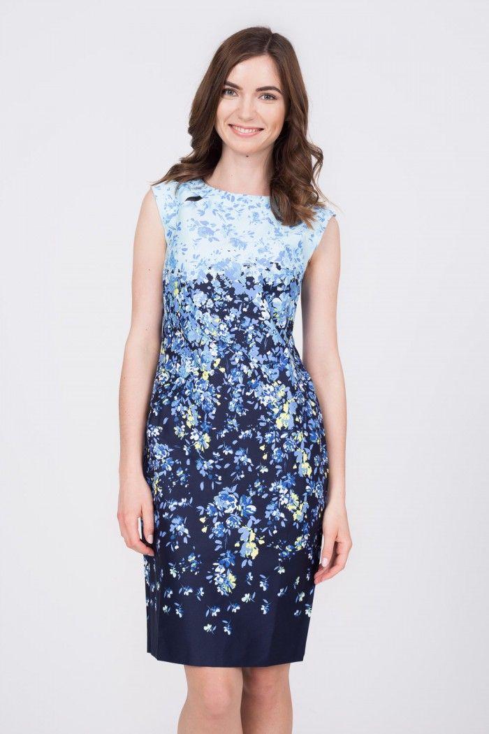 7f63d0183f Eleganckie sukienki dla puszystych nie odsłaniają już tak wiele. Nie szło  by to w parze z ich przeznaczeniem. Inaczej spotkanie biznesowe mógłby  zdominować ...