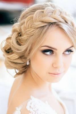 Fryzury ślubne 2016 Najmodniejsze Fryzury Na Wesele