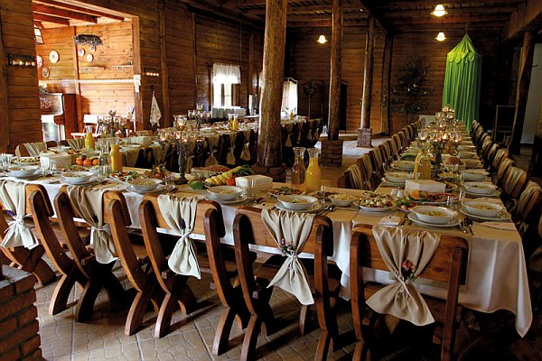 Typical Polish Wedding In A Village Is Much Ger Than That Takes Place Town Since People Villages Usually Own House They Can Afford