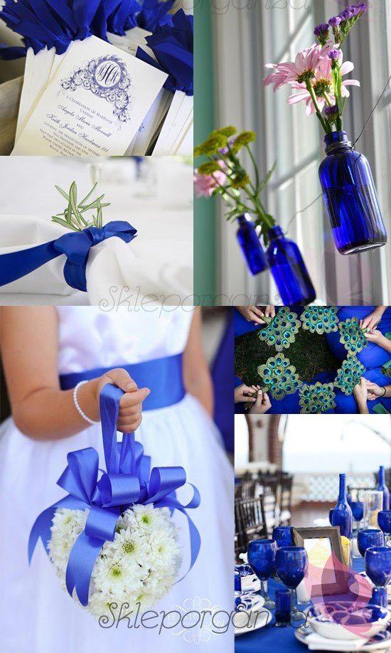 Przecież Kobalt To Inaczej Royal Blue Z Ang Królewski Niebieski