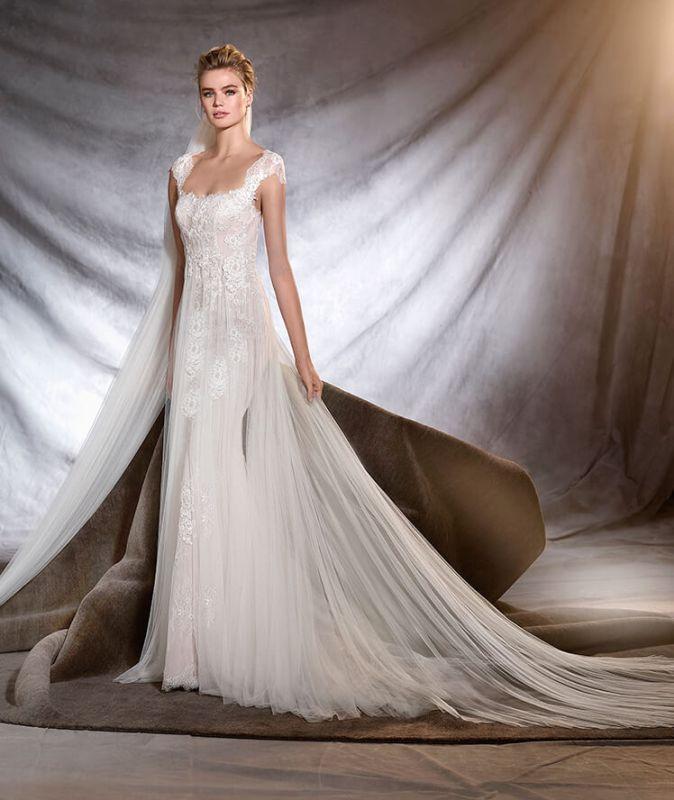aff4ef45f2 Pronovias to wspaniałe projekty sukien ślubnych na rok 2017