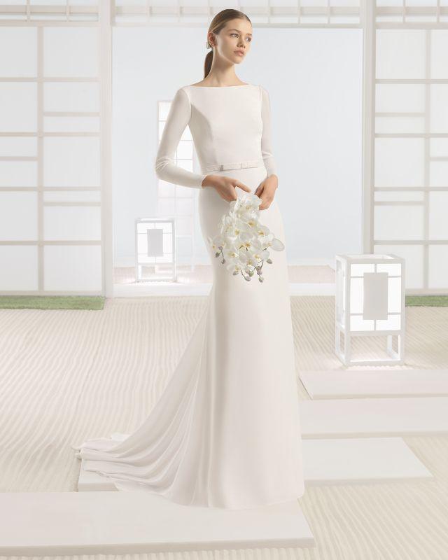 Clara Rosa Kolekcja Soft To Nowoczesne Odważne Suknie ślubne Na
