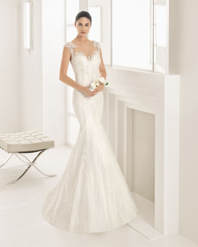 Rosa Clara Kolekcja Two To Wspaniałe Odważne Suknie ślubne Na Rok 2017