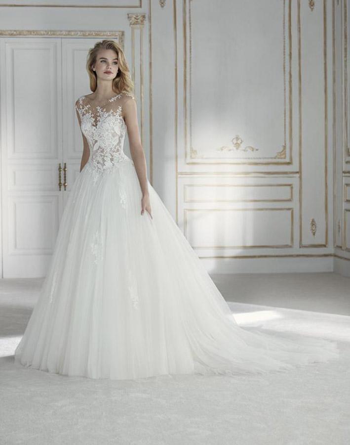 Kolekcja La Sposa 2018 Hiszpańskie Suknie W Stylu Glamour