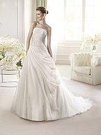 e6cb60cca2 ... Suknie ślubne 2013 - San Patrick - model Antorcha ...