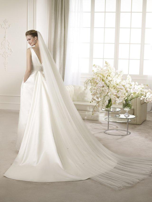 a36a7659c6 ... Suknie ślubne 2013 - San Patrick - model Anatolia ...