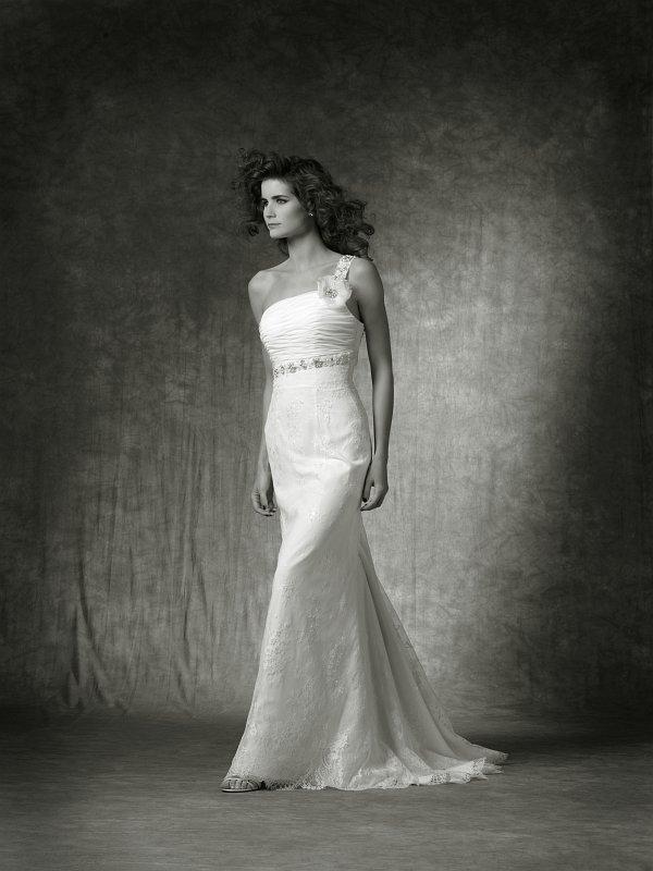 Английские свадебные платья 1