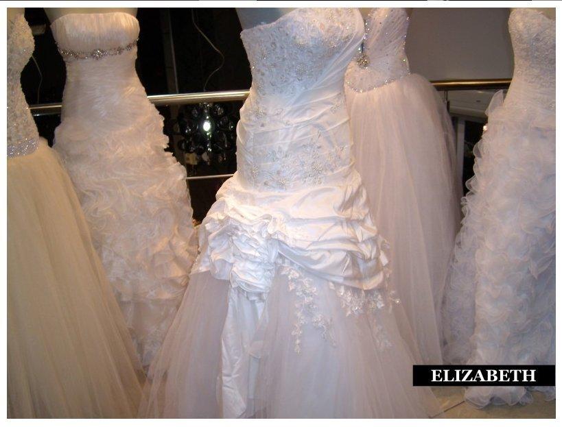 e9b8161759 Suknie ślubne Elizabeth New Style