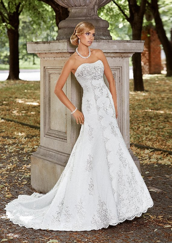 Suknie ślubne Annais Bridal 2013 Najnowsza Kolekcja
